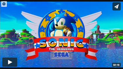 Lego Dimensions - Sonic the Hedgehog - Green Hill Zone  Dave Gale Music